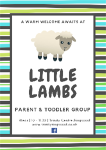 Little Lambs Poster